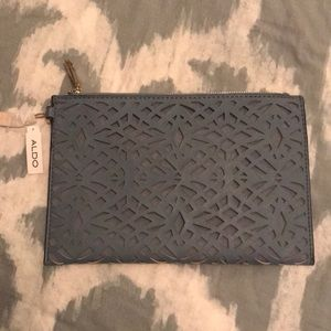 ALDO Clutch with removable strap *NWT